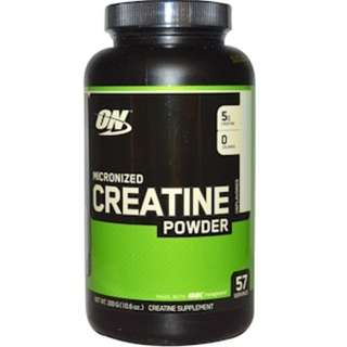 In Stock Optimum Nutrition, Micronized Creatine Powder, Unflavored, 10.6 oz (300 g)