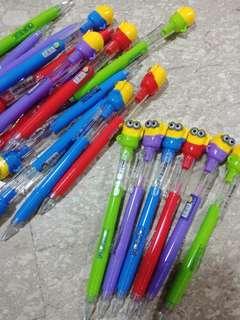 Minion mechanical 0.5 pencil