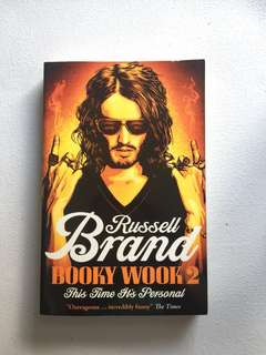 Booky Wook 2 by Rusell Brand