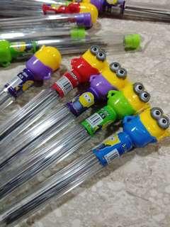 Minion mechanical lead