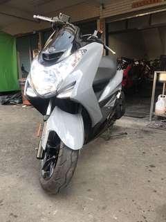 Yamaha Smax155