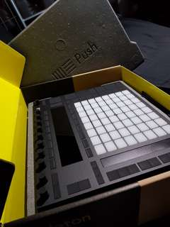 Ableton Push 2 - USB Software & Midi Controller