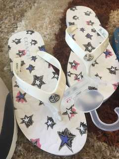Brand New Coach Flipflops
