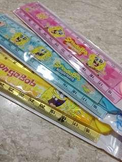Sponge Bob ruler