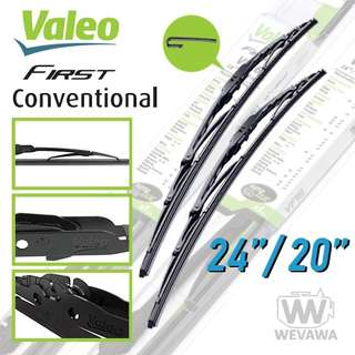 Valeo First Conventional Wipers for Camry