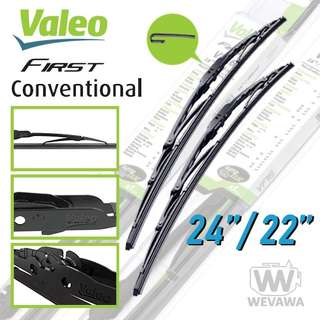 Valeo First Conventional Wipers for Opel Zafira