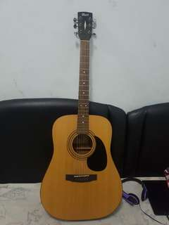 Gitar akustik cort AD810E NS ( Natural Satin )