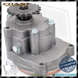 Gearbox clutch bell for stand up gas scooter 49cc