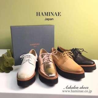休閒鞋 ❣️❣️來自Haminae Japan 的新款現貨到店喔!快點買幾對來襯下啲靚衫啦!😍😍Shoes for women OL