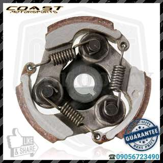 Clutch lining assembly for small engine 49cc pocket bike