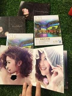 蔡卓妍 CD