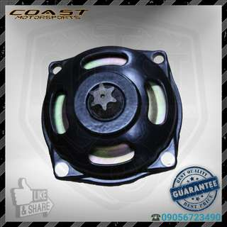 Clutch bell housing small engine