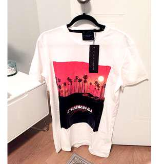 Brand New Criminal Damage T-Shirt With Tags