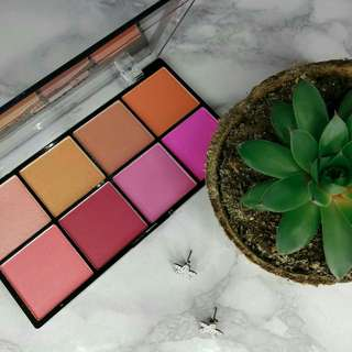 NYX Sweet Cheeks Palette Blush