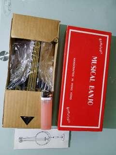 香港制造 音樂盒 老香港懷舊物品