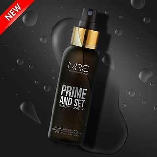 NRC Prime & Set Luxury Water - 100ml