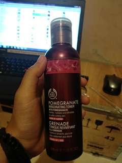 Pomegranate Hydrating Toner