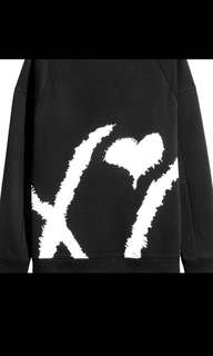 XO H&M THE WEEKND SPRING ICONS SWEATER **SOLD OUT IN STORES** BRAND NEW