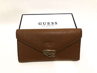 Guess Wallet ORI,New without Tag colour Brown