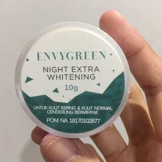 Envygreen Night Extra Whitening