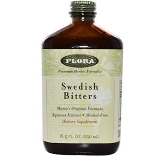 Flora, Swedish Bitters, 8.5 fl oz (250 ml)