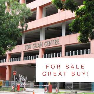 TOH GUAN CENTRE FOR SALE