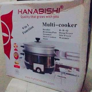 Hanabishi HMC 330SS Rice Cooker