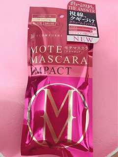 全新未拆封女用日本新款MOTE MASCARA 溫水可卸睫毛膏明星商品雜誌款
