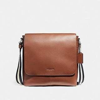 Brand New Authentic Coach Men's Messenger Bag