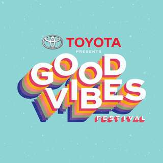GOOD VIBES FESTIVAL TICKET