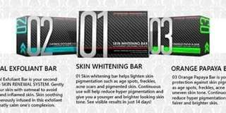 luxxe whitening soap