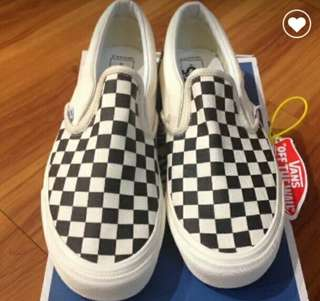 vans checkerboard og ORIGINAL