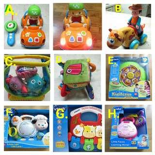 Vtech Lamaze Toys
