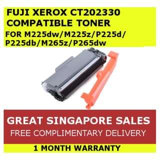 [INSTOCKS][CT202330] Fuji Xerox Compatible Black Toner Cartridge M225dw M225z P225d P225db P265dw M265z