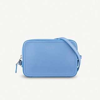 SMYTHSON Panama mini leather crossbody bag