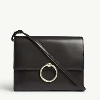 CLAUDIE PIERLOT Anouck leather shoulder bag