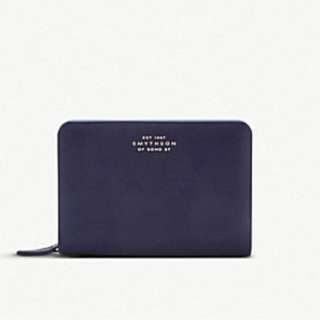 SMYTHSON Compton zip coin purse