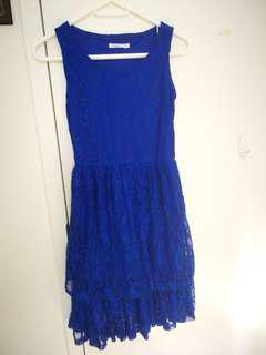 Summary dress size small