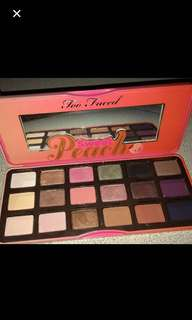 SALE TOO FACED SWEET PEACH EYESHADOW PALETTE