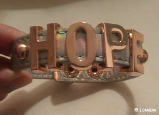 Hope bracelt