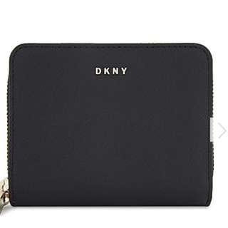 DKNY Bryant Park small Saffiano leather purse