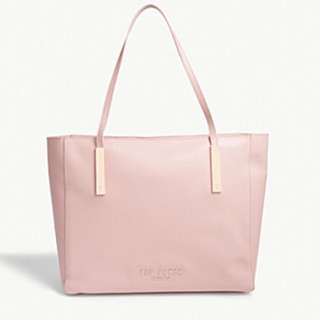 TED BAKER Statement leather tote