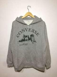 Converse CT zip hoodie