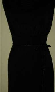 Preloved dress hitam branded SIS