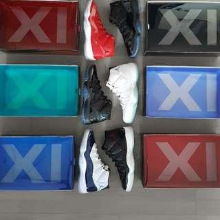 🚚 Nike Air Jordan 11