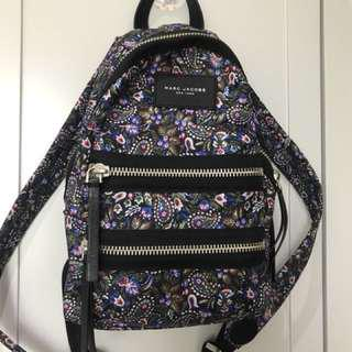 Marc Jacobs Garden Paisley Mini Backpack