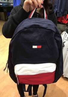 🇨🇦Tommy Hilfiger Backpack (布質)