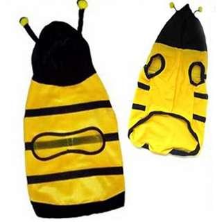 Cat / dog / pet clothes bumble bee costume