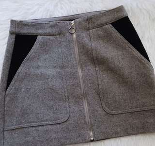 Zara Wool Skirt