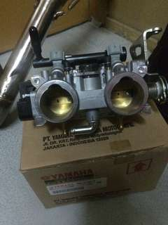 throttle body r3